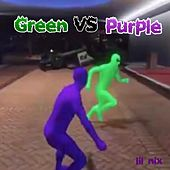 Green VS Purple van Lil Nix