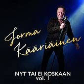 Nyt tai ei koskaan, Vol. 1 by Jorma Kääriäinen