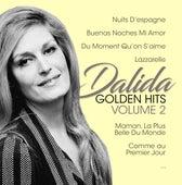 Golden Hits Vol.2 de Dalida