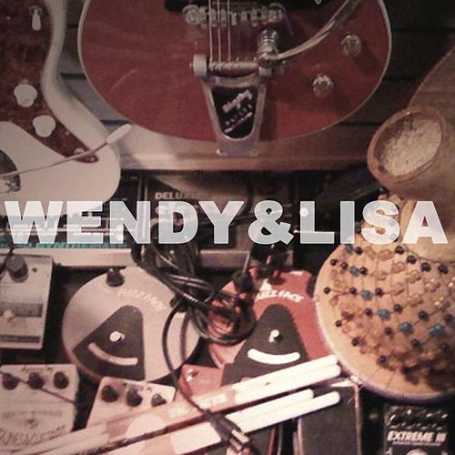 Snapshots (EP) by Wendy and Lisa