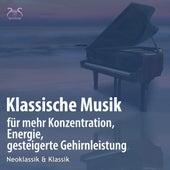 Klassische Musik für mehr Konzentration, Energie, gesteigerte Gehirnleistung von Toddi Classic
