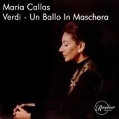 Maria Callas: Verdi- Un Ballo In Maschera de Maria Callas