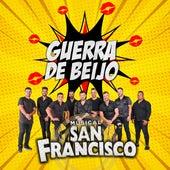 Guerra de Beijo de Musical San Francisco