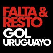 Gol Uruguayo de Falta y Resto