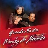 Grandes Exitos de Monchy & Alexandra