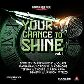 Your Chance to Shine, Vol. 1 de Various Artists