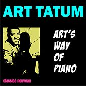 Art's Way of Piano de Art Tatum
