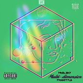 Multi Dimension by Bruce Wvyne