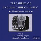Treasures of English Church Music von Various Artists
