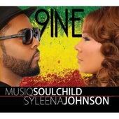 Musiq Soulchild & Syleena Johnson 9Ine Mixtape by Syleena Johnson