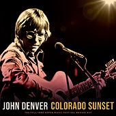 Colorado Sunset van John Denver