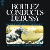 Boulez Conducts Debussy de Pierre Boulez