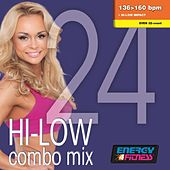 Hi-low Combo Mix Vol. 24 (Mixed Compilation For Fitness & Workout 136 - 160 Bpm / 32 Count) de Various Artists