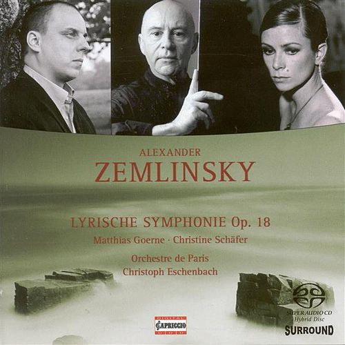 Zemlinsky, A.: Lyric Symphony by Christine Schafer