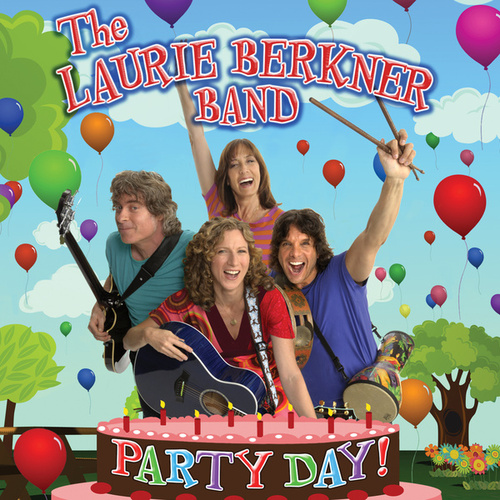 Party Day! by The Laurie Berkner Band
