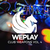 WEPLAY Club Weapons, Vol. 4 von Various Artists