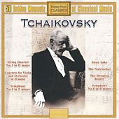 Tchaikovsky (50 Golden Moments of Classical Music) by Various Artists