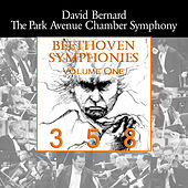 Beethoven: Symphonies, Vol. 1 de David Bernard