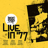 The Bowie Years: Live In '77 by Iggy Pop