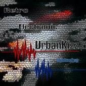 Retro Electronic Urbankizz von Djbluefog