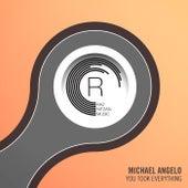 You Took Everything de Michael Angelo