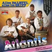 Alles Paletti, alles im Griff von Atlantis