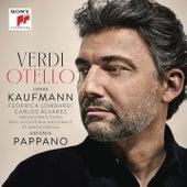 Verdi: Otello by Jonas Kaufmann
