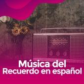 Musica del recuerdo en español de Various Artists