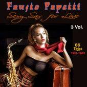 Fausto papetti - sexy sax for love (1961-1962 - 3 Vol.) de Fausto Papetti