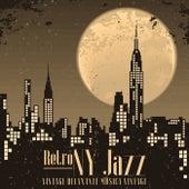Retrô NY Jazz (Vintage Relaxante Música Vintage) de Vários intérpretes