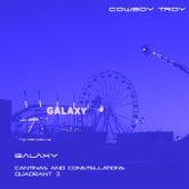 Galaxy (Cantinas And Constellations Quadrant 3) de Cowboy Troy