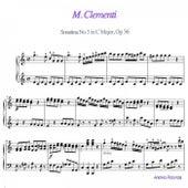 M. Clementi: Sonatina No 3 in C Major, Op. 36 by Antonio Rotunda