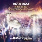 Alien Threat (Remixes from the Vault) by Bas & Ram