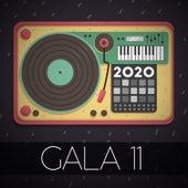 OT Gala 11 (Operación Triunfo 2020) van German Garcia