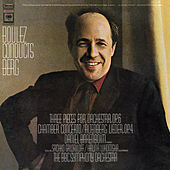 Boulez Conducts Berg by Pierre Boulez