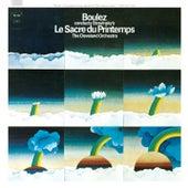 Stravinsky: Le Sacre du printemps by Pierre Boulez