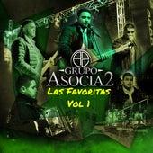 Las Favoritas, Vol. 1 de Grupo Asocia2