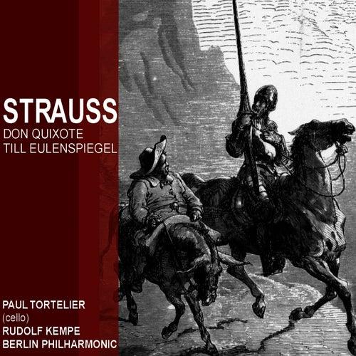 Strauss: Don Quixonte; Till Eulenspiegel by Paul Tortelier