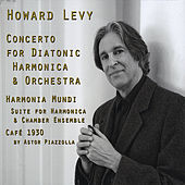 Concerto for Diatonic Harmonica & Orchestra by Howard Levy