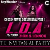 Te Invitan Al Party (feat. Zion & Lennox) - Single by LDA