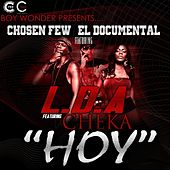 Hoy (feat. Cheka) - Single by LDA