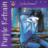 Purple Refrain by Peter Zak
