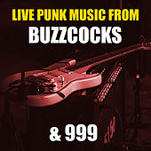 Live Punk Music From Buzzcocks & 999 by Various Artists