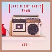 Late Night Radio Show, Vol. 1 by Blacksun, Bristol Underground, Hector Romero, Indigo Child, Mario Fueyo, Ogere, Omenem, Rhythm, World traveller