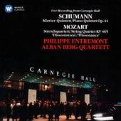 Schumann: Piano Quintet, Op. 44 - Mozart: String Quartet, K. 465