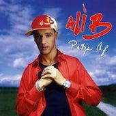 Petje Af van Ali B