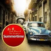 Summertime van Ali B