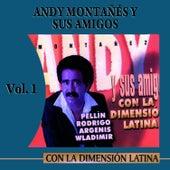 Los Años Dorado Volume 1 by Andy Montañez