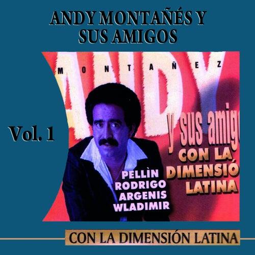 Los Años Dorado Volume 1 von Andy Montañez