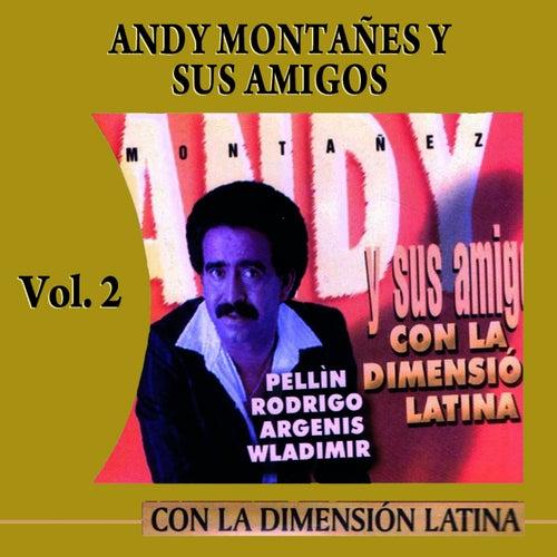Los Años Dorado Volume 2 von Andy Montañez